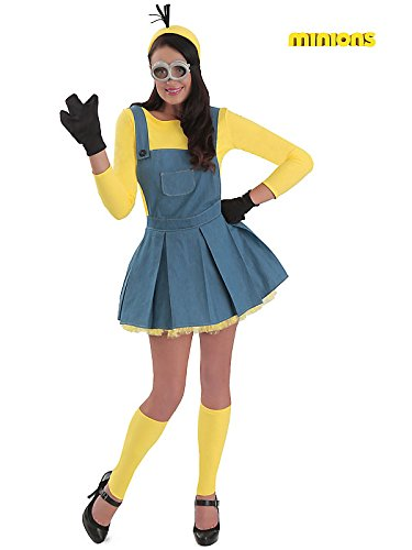 Women's Minions Jumper Costume