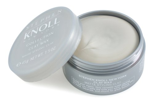 Stephen Knoll New York Clay Wax Matte Styling Clay 1.5 OZ