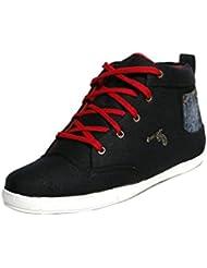 Craze Shop Men's Red Sneakers (11058)
