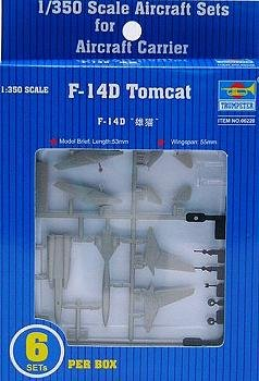 1/350 F14D Tomcat (6) - Buy 1/350 F14D Tomcat (6) - Purchase 1/350 F14D Tomcat (6) (Trumpeter Models, Toys & Games,Categories,Construction Blocks & Models,Construction & Models)