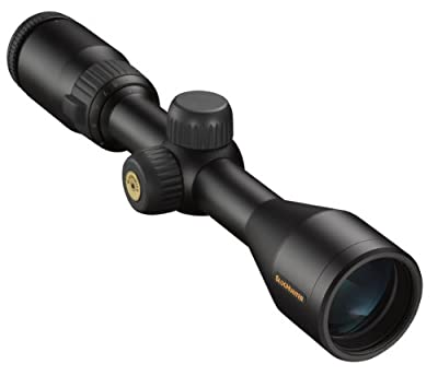 Nikon SLUGHUNTER BDC 200 Riflescope, Black, 3-9x40 from Nikon Sport Optics
