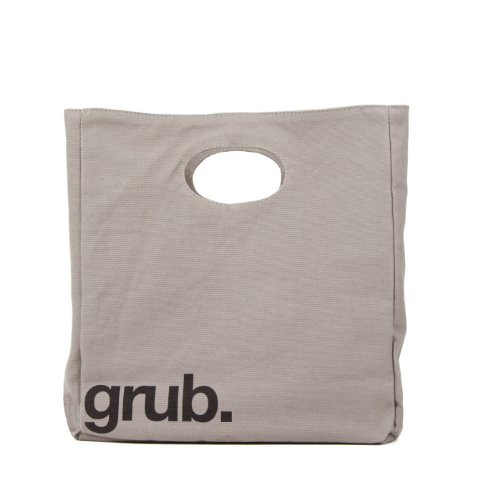 Fluf Organic Cotton Lunch Bag, Grub - 1