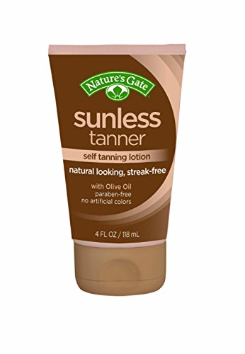 Natures Gate Sunless Tanning Lotion, 4 Ounce -- 2 per case.