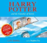 Harry Potter and the Chamber of Secrets (Book 2 - Unabridged 8 Audio CD Set - Childrens Edition) J.K. Rowling