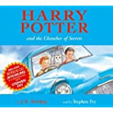 Harry Potter and the Chamber of Secrets (Book 2 - Unabridged 8 Audio CD Set - Childrens Edition)by J.K. Rowling