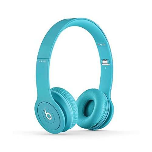 Beats Solo Hd On-Ear Headphone (Drenched In Light Blue)