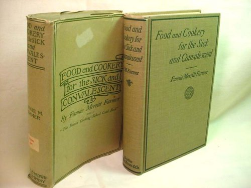 Food and cookery for the sick and convalescent PDF