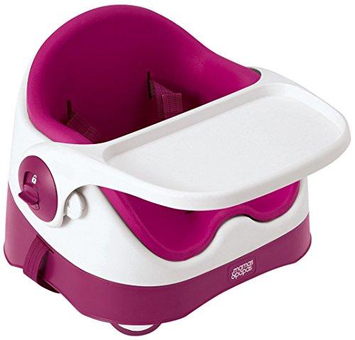 Mamas & Papas Baby Bud Booster Seat Raspberry - 1