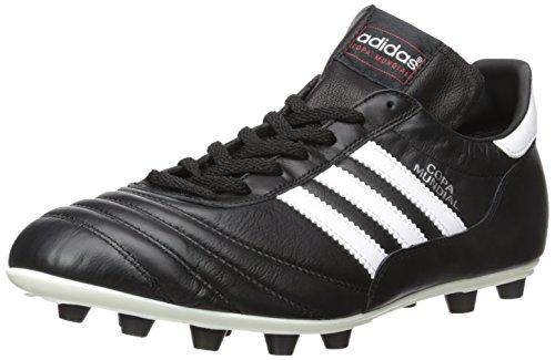 adidas - Copa Mundial, Scarpe da calcio da uomo, Nero(Black/Running White), 44