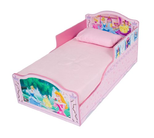 Save On Disney Princess Wooden Toddler Bed