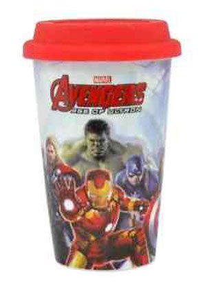 Avengers Age of Ultron Travel Tazza Group Marvel Calici Tazze