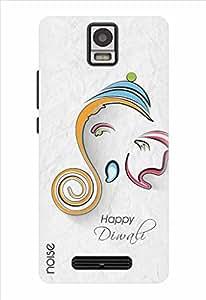 Noise Happy Ganesha Printed Cover for Xolo Era