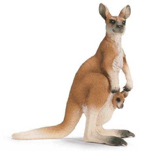 Kangaroo Facts For Kids Schleich 14603