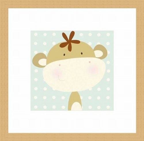 Barewalls Wall Decor by Nicola Evans, Mini Monkey
