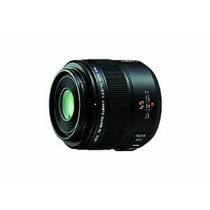 Panasonic 45mm f/2.8 Aspherical MEGA OIS Lens for Micro Four Thirds Interchangeable Lens Cameras
