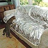 Pet Repeller Furniture Pad; Non-electric Pet Scat Mat to Keep Pets Off Furniture