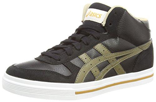 Asics Aaron Mt, Unisex-Erwachsene Sneakers, Schwarz (black/olive 9086), 47 EU thumbnail