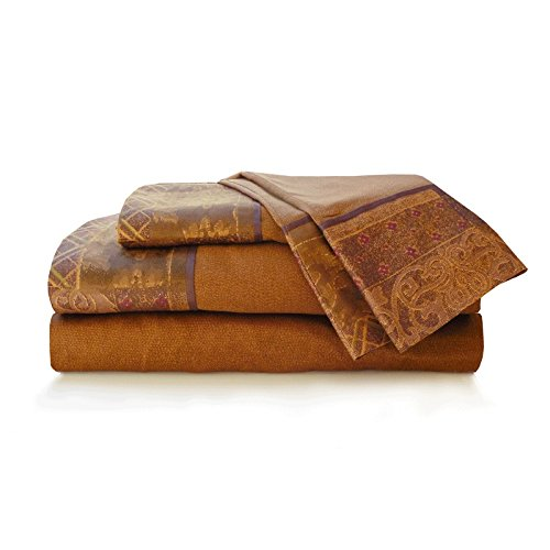 Galleria King Sheet Set by Croscill