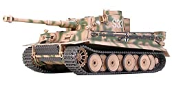 Tiger I Early Production 1/48 Military Miniature Series No.4