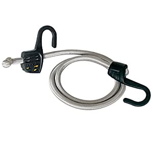 Master Lock 3039DAT CamLok Adjustable Steel Cord Bungee Cord