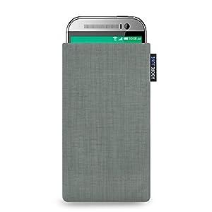 Adore June Classic Hülle für HTC One M8 aus original Cordura® - grau
