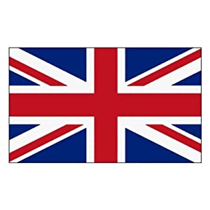 fahne flagge grossbritannien union jack 90 x 150 cm. Black Bedroom Furniture Sets. Home Design Ideas