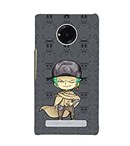 Ebby Premium Printed Mobile Back Case Cover With Full protection For YU Yuphoria (Designer Case)