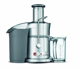 Breville RM-800JEXL Remanufactured Die-Cast Juice Fountain Elite 1000-Watt Juice Extractor by Breville