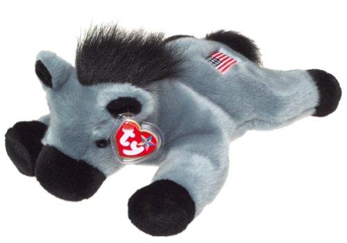 Ty Beanie Buddies Lefty - Donkey - 1