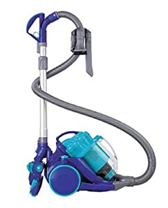 Dyson DC08ALLERGY Blue/Turquoise Vacuum Cleaner