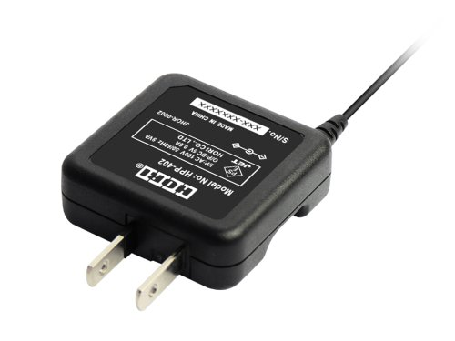 PSP-1000/2000/3001 overseas correspondence available pocket-sized portable AC adapter