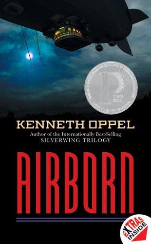 Airborn by Kenneth Oppel