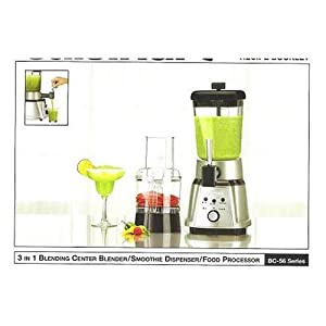 Cuisinart 600 Watt SmartPower Blender Food Processor