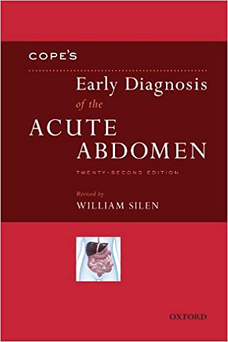 Cope's Early Diagnosis of the Acute Abdomen (Silen, Early Diagnosis of the Acute Abdomen)