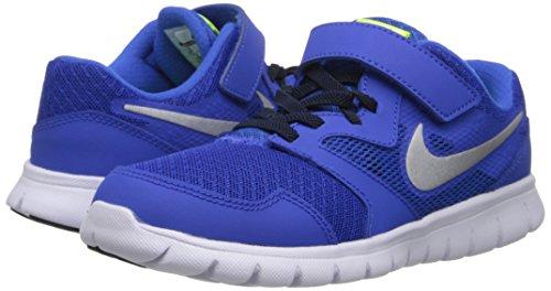 Nike Kids Flex Experience 3  Hypr Cblt/Mtllc Slvr/Obsdn/Vlt
