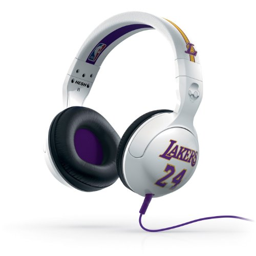 Skullcandy Hesh 2 Nba Kobe Bryant Over-Th Headphone Corded