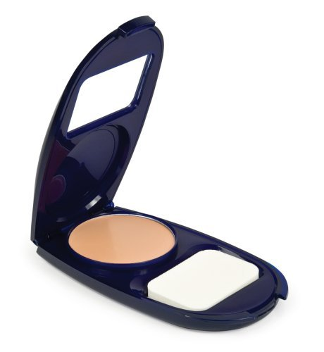 CoverGirl Smoothers Aquasmooth Compact Foundation, Buff Beige 725,  0.4-Ounce