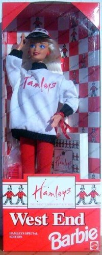 Hamleys West End Barbie by Mattel