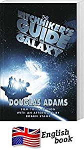 "Cover of ""Hitchhiker's Guide to the Galax..."