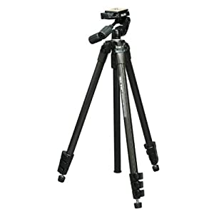 Slik SPRINT PRO 3-WAY Travel Tripod with 3-Way Panhead and Quick-Release