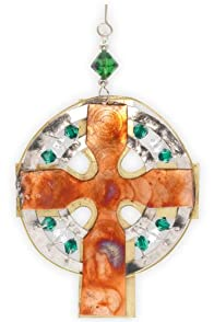 Pilgrim Imports Celtic Cross Fair Trade Ornament