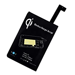 ChiTronic Wireless Qi Charging Accept Receiver for Samsung Galaxy Note 4 N9100