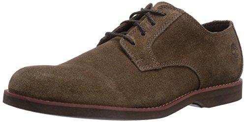 TimberlandEK Stormbuck Lite V FTM_Plain Toe Oxford - Scarpe Oxford Uomo, Marrone (Brown), 44