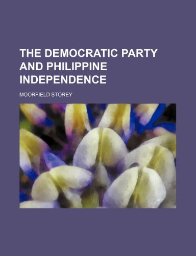 The Democratic Party and Philippine Independence