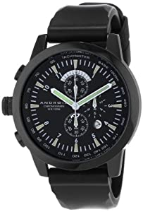 Android Men's AD384AK Aniforce Lefty Chrono Black Dial ME Watch
