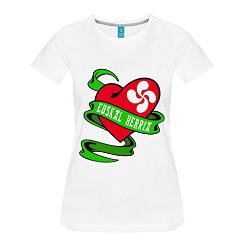 Coeur-basque-T-shirt-Premium-Femme-de-Spreadshirt