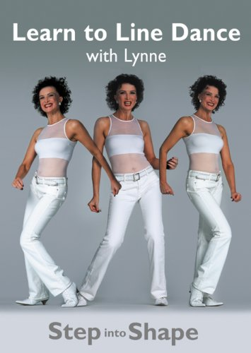 Learn to Line Dance With Lynne - Step Into Shape [DVD]