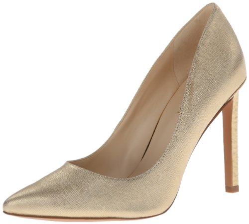 Nine West Women's Tatiana Metallic Dress Pump