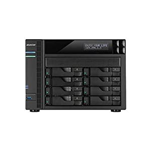 ASUSTOR AS6202T 2-Bay INTEL Quad-Core NAS