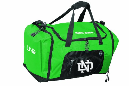 The Northwest Company Officially LICENSED NCAA North Dakota Fighting Sioux Roadblock Duffel Bag